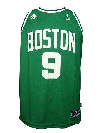 Regata Basquete Boston 9 Verde