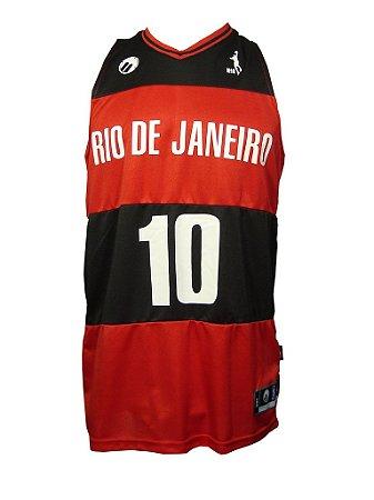 Regata Basquete Rio de Janeiro 10 Preto