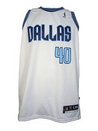 Regata Basquete Dallas 40 Branco