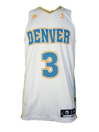 Regata Basquete Denver 3 V Branco