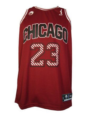 Regata Basquete Chicago 23 alternate Vinho