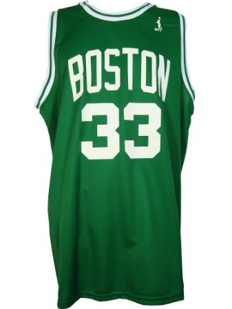 Regata Basquete Boston 33 big Verde