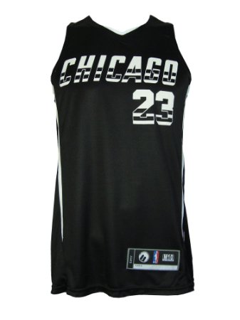 Regata Basquete Chicago 23 trainning Preto