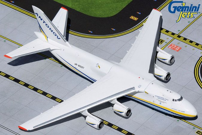 Gemini Jets 1:400 Antonov Airlines Antonov AN-124