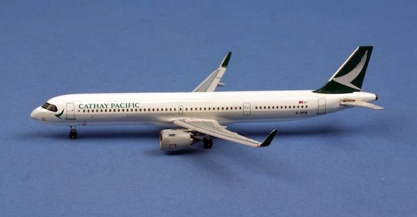 Aeroclassics 1:400 Cathay Pacific Airbus A321neo