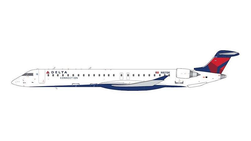 PRÉ-VENDA - Gemini Jets 1:200 Delta Connection Bombardier CRJ900