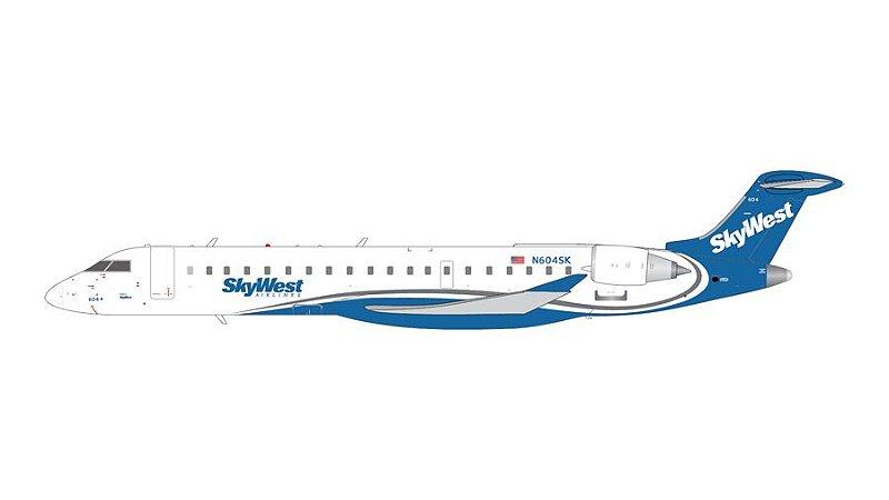 PRÉ-VENDA - Gemini Jets 1:200 Skywest Bombardier CRJ700