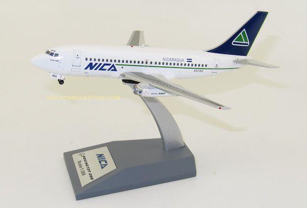 ENCOMENDA - El Aviador/Inflight200  NICA Boeing 737-200