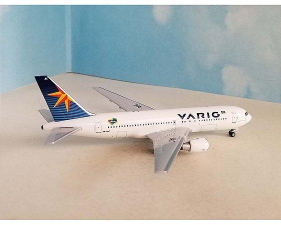 PRÉ-VENDA - Aeroclassics 1:400 Varig Boeing 767-200