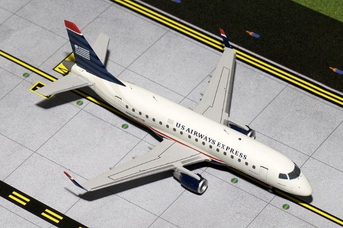 Gemini Jets 1:200 Embraer 170 US Airways Express