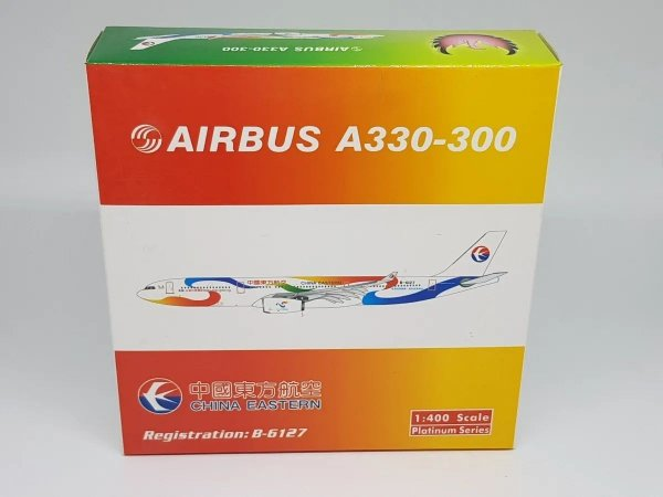 Phoenix 1:400 China Eastern Airbus A330-300