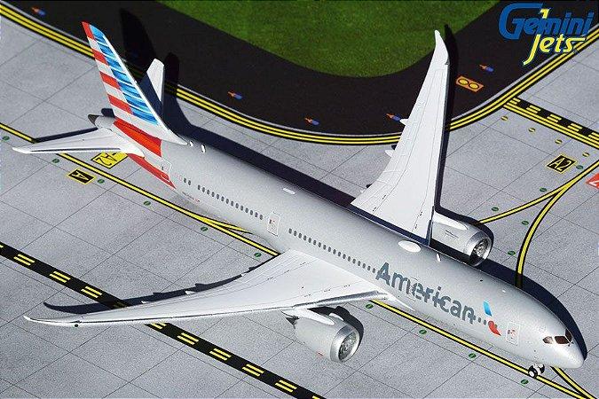 Gemini Jets 1:400 American Airlines Boeing 787-9 Dreamliner