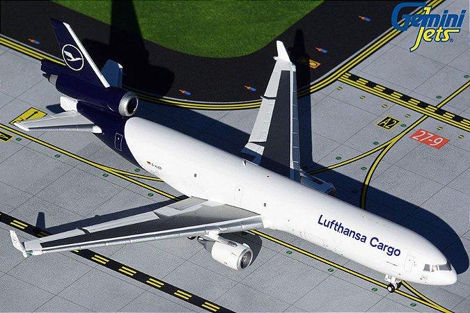 Gemini Jets 1:400 Lufthansa Cargo McDonnell Douglas MD-11F