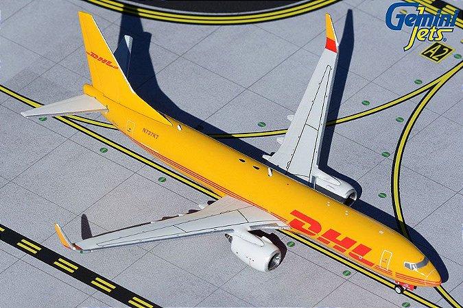 Gemini Jets 1:400 DHL Boeing 737-800