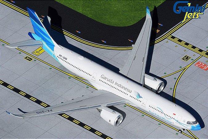 "Gemini Jets 1:400 Garuda Indonesia Airbus A330-900neo ""Ayo Pakai Masker"""