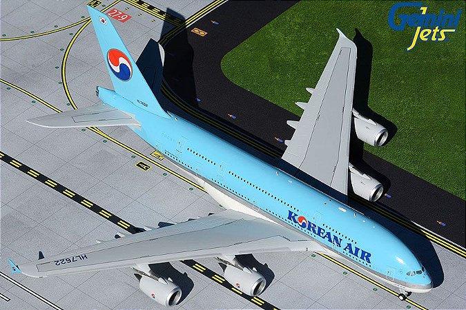 Gemini Jets 1:200 Korean Air Airbus A380