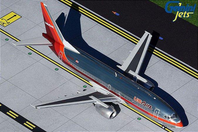 Gemini Jets 1:200 USAir Boeing 737-300
