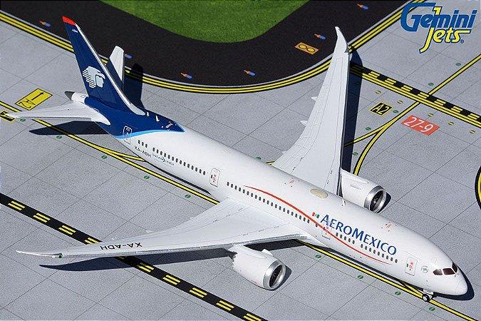 "Gemini Jets 1:400 Aeromexico Boeing 787-9 ""Dreamliner"""