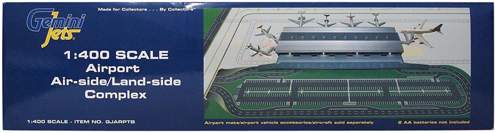 Gemini Jets 1:400 Terminal Aeroportuário