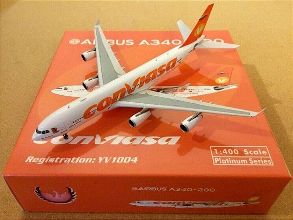 Phoenix 1:400 Conviasa Airbus A340-200