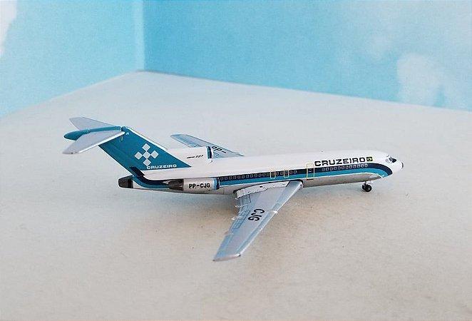 PRÉ-VENDA - Aeroclassics 1:400 Cruzeiro Boeing 727-100