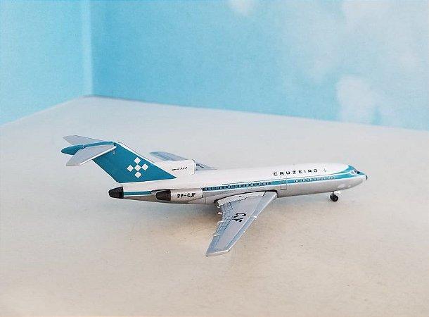 """PRÉ-VENDA - Aeroclassics 1:400 Cruzeiro Boeing 727-100 """"Delivery"""""""