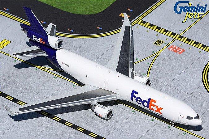 Gemini Jets 1:400 Fedex McDonnell Douglas MD-11F