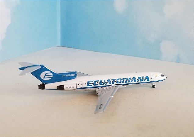 Aeroclassics 1:400 Ecuatoriana Boeing 727-200