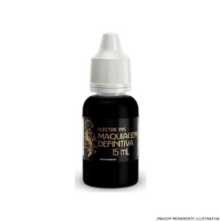 Preto Electric Ink - 15ml