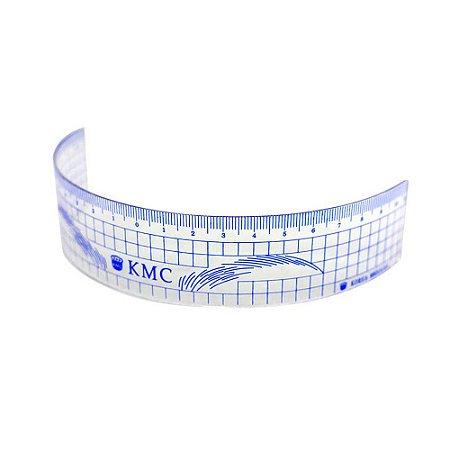 Régua para Medição Azul - KMC