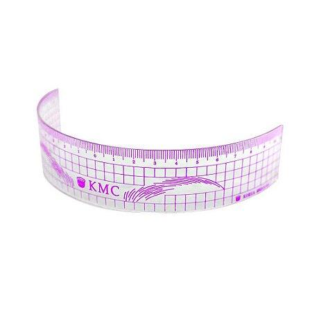 Régua para Medição Rosa - KMC