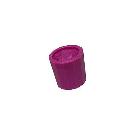Dappen Rosa de Plástico Resistente