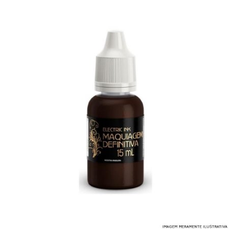 Master Brown Electric Ink - 15ml