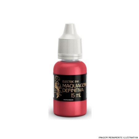 Rosa Seco Electric Ink - 15ml