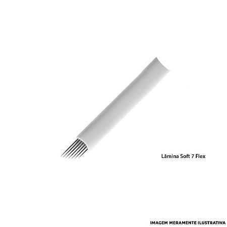 Lâmina Soft 7 Pontas Flex - Dermomag
