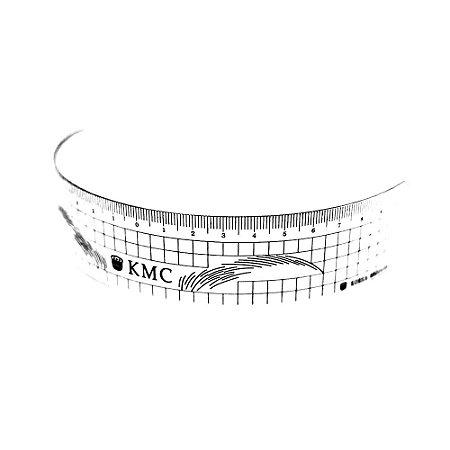 Régua para Medição Preta - KMC
