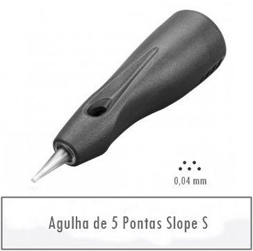 Agulha de 5 Pontas Slope S - Linelle II E0405S