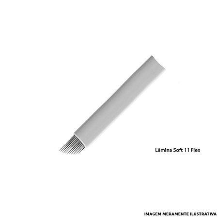 Lâmina Soft 11 Pontas Flex - Dermomag