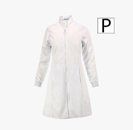 Jaleco Feminino Branco P - Newprene
