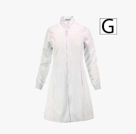 Jaleco Feminino Branco G - Newprene