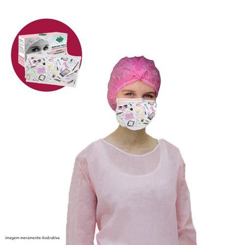 Caixa de Máscara Fashion 20 unid. - ProtDesc