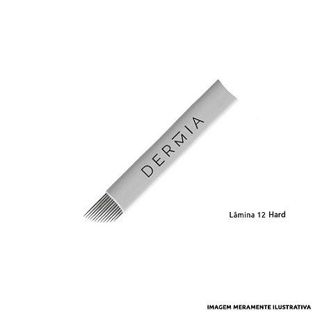 Lâmina 12 Hard - Dermia