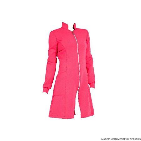 Jaleco Feminino Pink G - Newprene