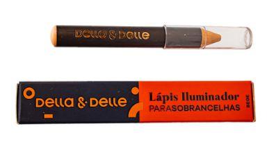 Lápis Iluminador Bege - Della & Delle