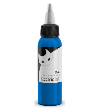 Tinta Para Tatuagem Electric Ink 60ml - Azul Céu