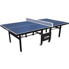 Mesa de ping pong c / rodas
