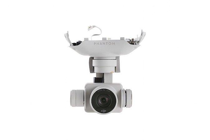 Câmera e Gimbal 4K para Phantom 4