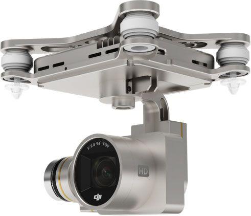 Câmera e Gimbal HD para Phantom 3 Advanced