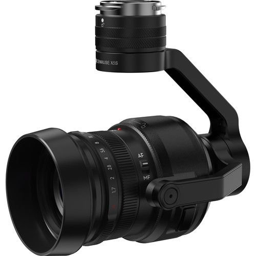 Câmera DJI Zenmuse X5S para Inspire 2