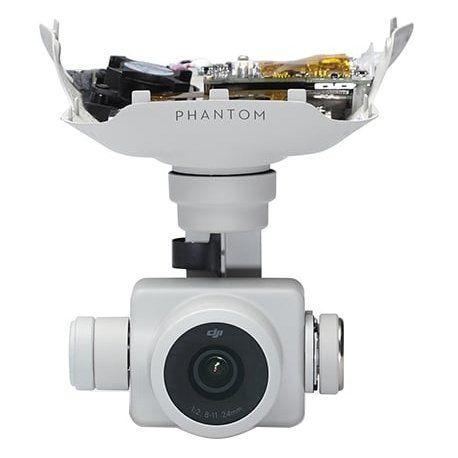 Câmera e Gimbal 4K para Phantom 4 Pro e Advanced